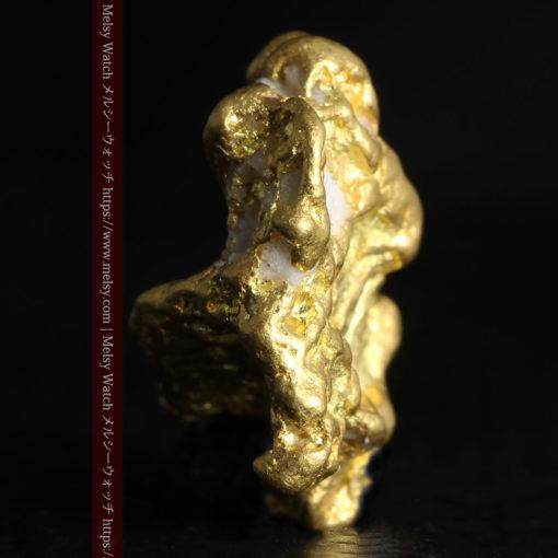 4.26gの明るい色合いと起伏の綺麗な自然金-G0350-3