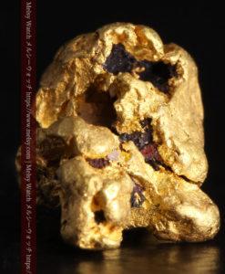 2.20gの小さいながら見どころのある自然金-G0357-2