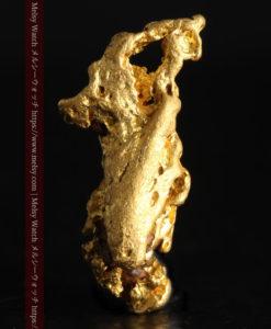 1.67gの天然ジュエリーのような美しい姿の自然金-G0358-2