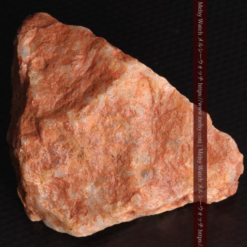 40gの大きな石英の中に20点以上広がる自然金-G0360-14