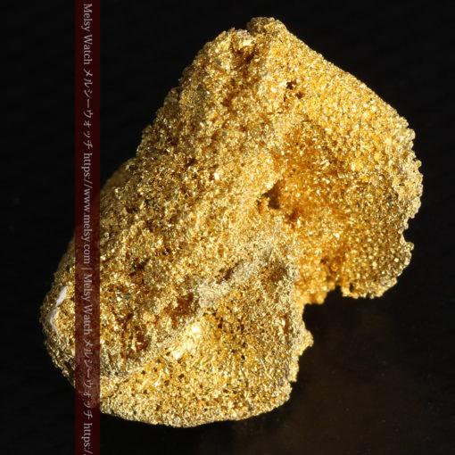 3.60gの砂金の集まりのような非常に微細・繊細な自然金-G0361-14