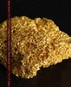 【レア物】5.5gの繊細な網目状に連なる微細な自然金-G0362-13