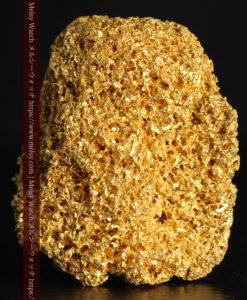 【レア物】5.5gの繊細な網目状に連なる微細な自然金-G0362-6