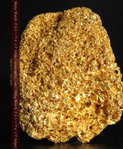 【レア物】5.5gの繊細な網目状に連なる微細な自然金-G0362-7