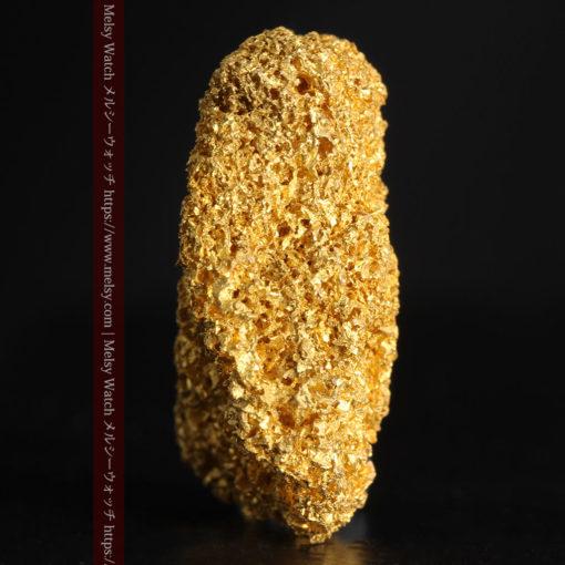 【レア物】5.5gの繊細な網目状に連なる微細な自然金-G0362-9