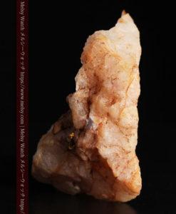 26.0gの大きな石英と自然金の粒-G0363-6