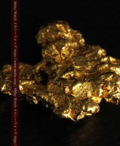 6.73gの羽を広げる蝶のような形の綺麗な自然金-G0364-11