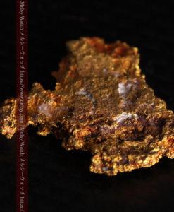 2.17gの綺麗な面を楽しめる自然金-G0382-6
