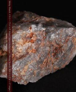 4.39gの石英から飛び出す立体的な自然金-g0386-12