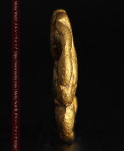 1.70gのうさぎ・モルモットのような形の自然金-G0391-4