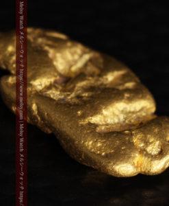 1.70gのうさぎ・モルモットのような形の自然金-G0391-8