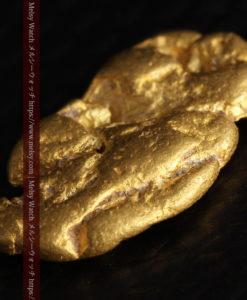 1.70gのうさぎ・モルモットのような形の自然金-G0391-9