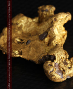 17.21gの見どころの多い大粒の自然金-G0393-13