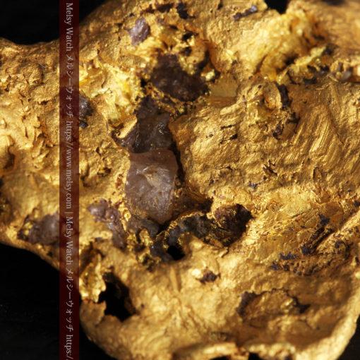 17.21gの見どころの多い大粒の自然金-G0393-15