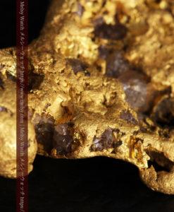 17.21gの見どころの多い大粒の自然金-G0393-19