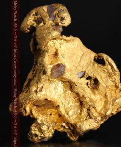 17.21gの見どころの多い大粒の自然金-G0393-2