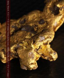 17.21gの見どころの多い大粒の自然金-G0393-20