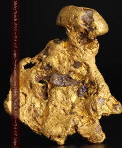 17.21gの見どころの多い大粒の自然金-G0393-3