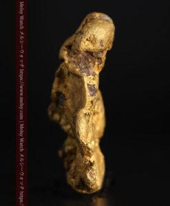 17.21gの見どころの多い大粒の自然金-G0393-4