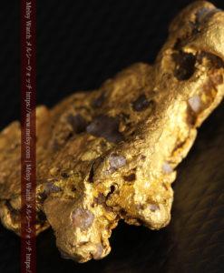 17.21gの見どころの多い大粒の自然金-G0393-6