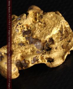 17.21gの見どころの多い大粒の自然金-G0393-8