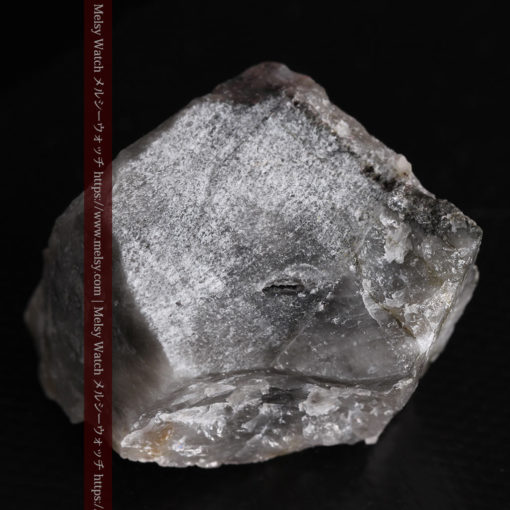 33.7gの大きな石英の谷間に走る綺麗な自然金-G0399-14