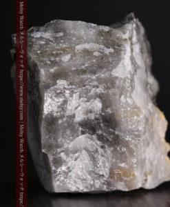 33.7gの大きな石英の谷間に走る綺麗な自然金-G0399-5