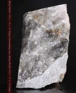 72gの大きな石英の中を通る自然金-G0403-7