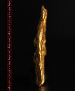2.80gの古代金貨のような形をしている自然金-G0409-4