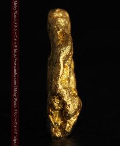 3.42gの綺麗な色合いの程よい大きさの自然金-G0410-3