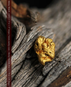 1.83gの天然物ならではの趣きのある自然金-G0418-14