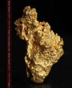 1.77gの複雑で繊細な形を楽しめる自然金-G0436-1