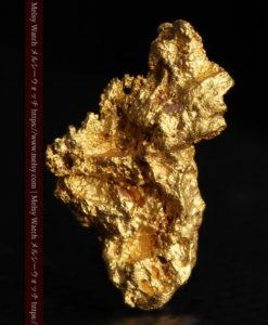 1.77gの複雑で繊細な形を楽しめる自然金-G0436-2