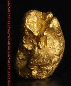 2.84gの天然の粗削りな美しさがある自然金-G0441-5