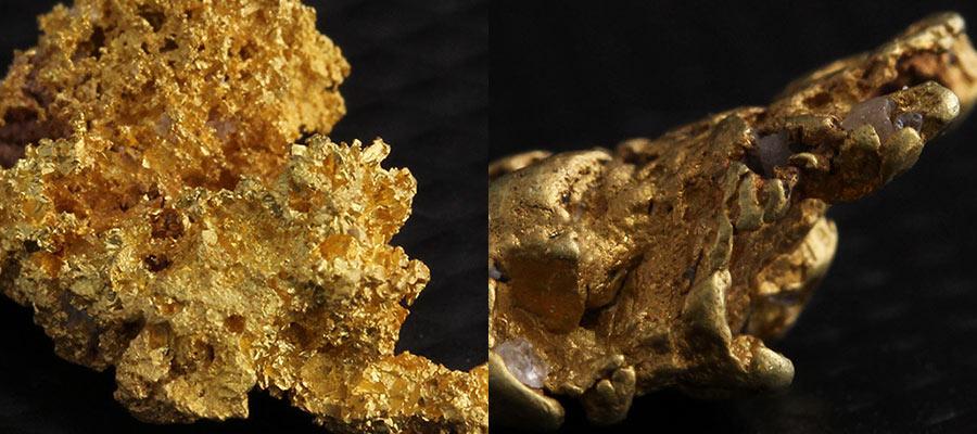 個性ある自然金